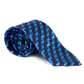 Krawatte Elegant Blau