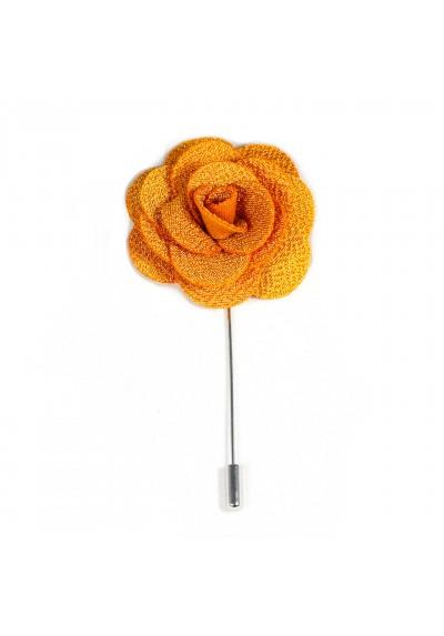Revers Ansteckblume Rose Beige