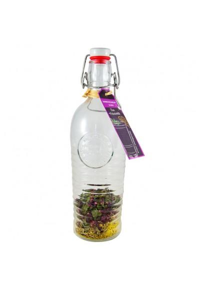 Weinschorlen-Ansatz Rose & Holunder 1200ml Flasche