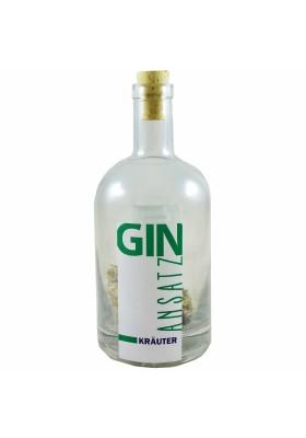 Kräuter GIN-Ansatz 500ml Flasche
