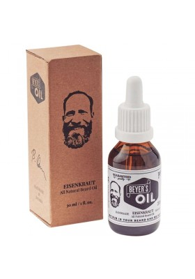 Beyer's Oil Bartöl Eisenkraut 30ml