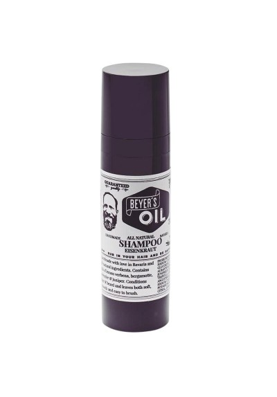 Beyer's Oil Shampoo Eisenkraut Travel 30ml