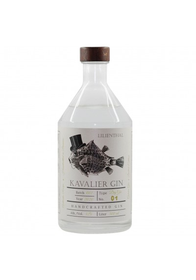 LILIENTHAL Kavalier Dry Gin