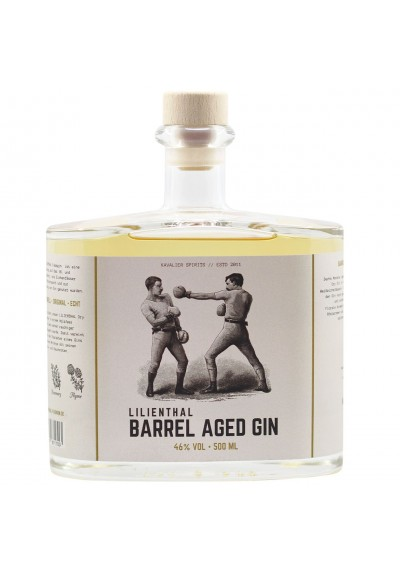 LILIENTHAL Barrel Aged Gin